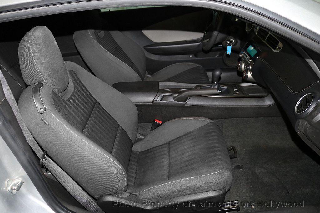 2013 Chevrolet Camaro 2dr Coupe LS w/1LS - 18220918 - 10
