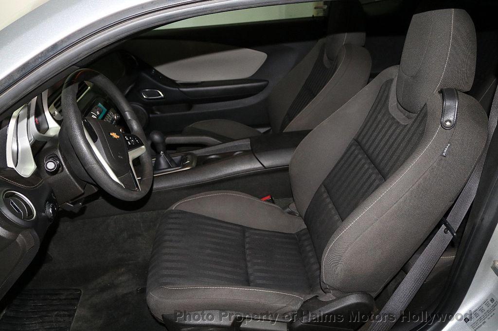 2013 Chevrolet Camaro 2dr Coupe LS w/1LS - 18220918 - 11