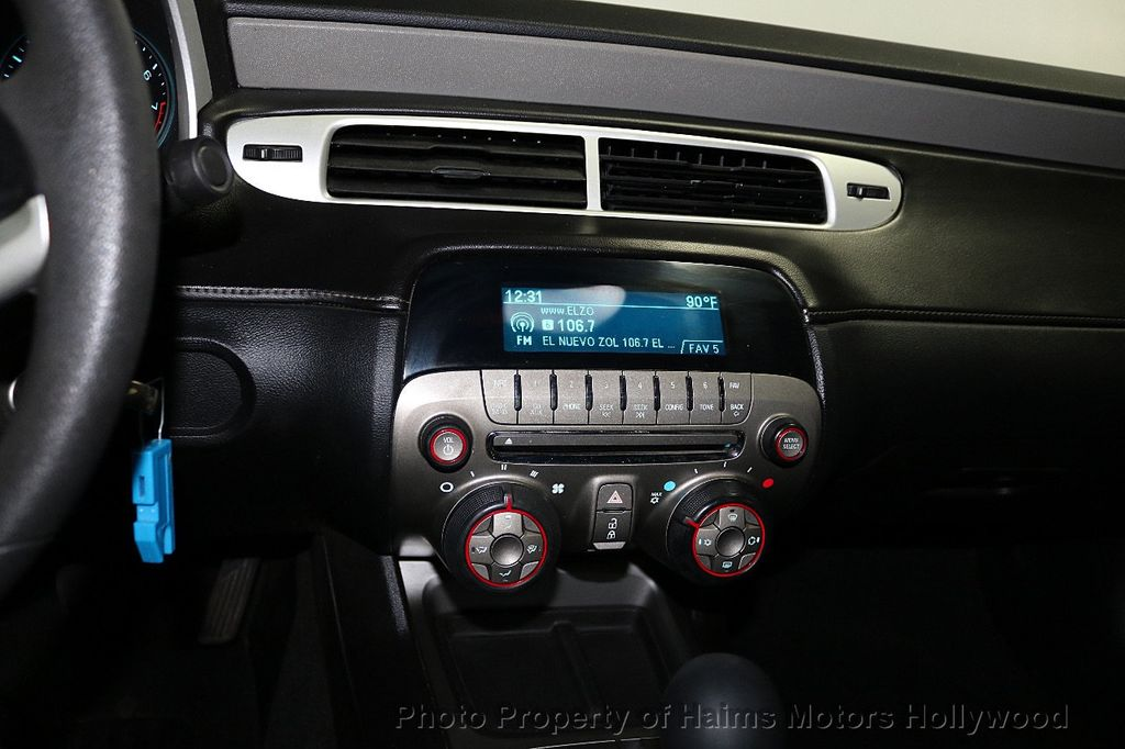 2013 Chevrolet Camaro 2dr Coupe LS w/1LS - 18220918 - 14