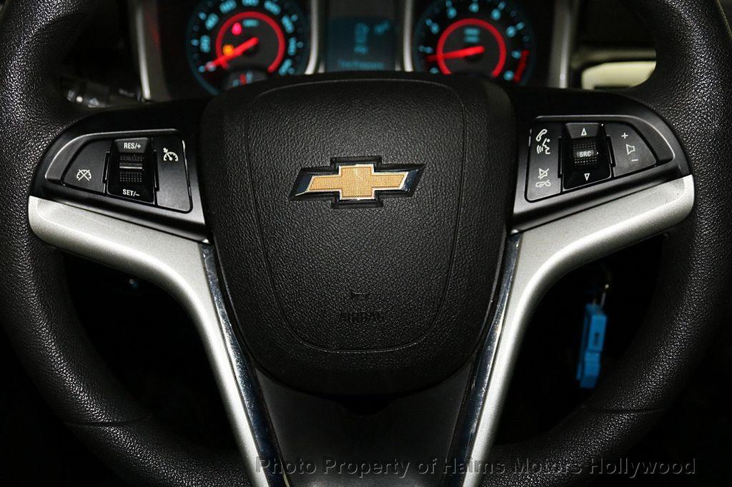 2013 Chevrolet Camaro 2dr Coupe LS w/1LS - 18220918 - 19