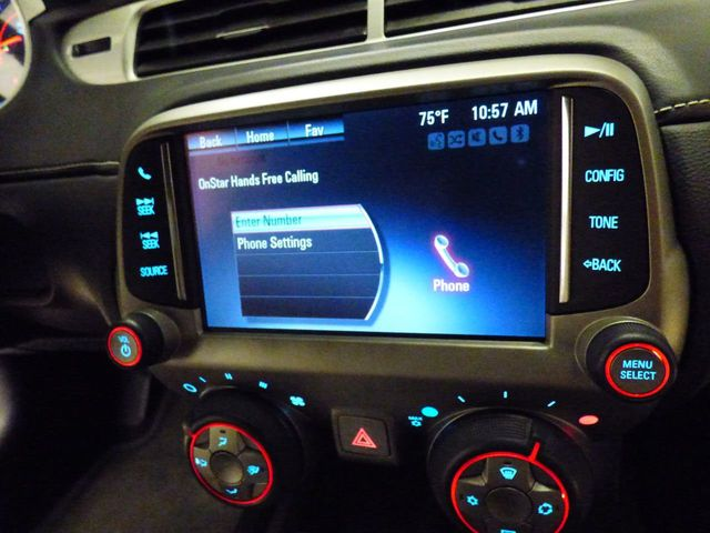 2013 Chevrolet Camaro 2dr Coupe LT w/1LT - Click to see full-size photo viewer
