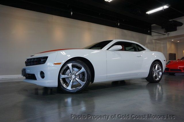 2013 Chevrolet Camaro 2dr Coupe SS w/2SS - Click to see full-size photo viewer