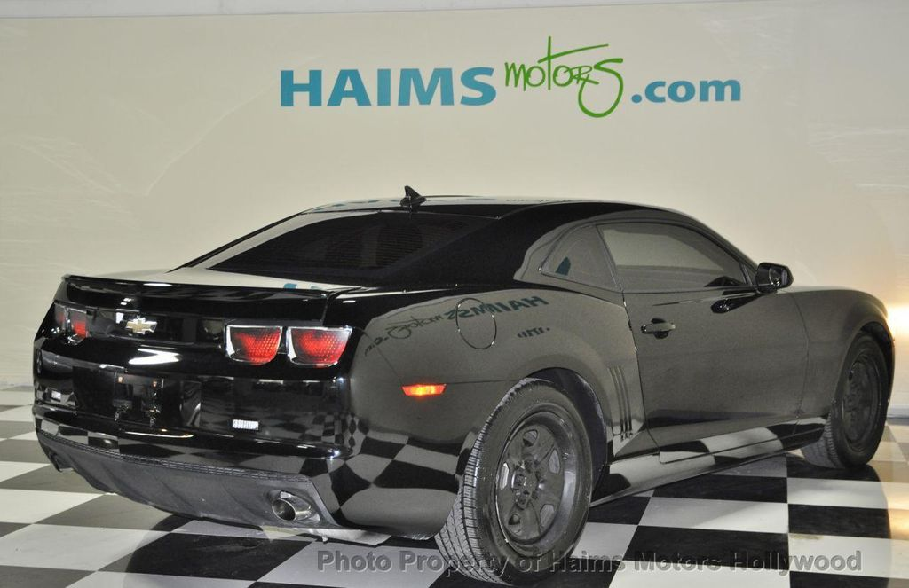 2013 used chevrolet camaro 2dr cpe ls w 2ls at haims. Black Bedroom Furniture Sets. Home Design Ideas