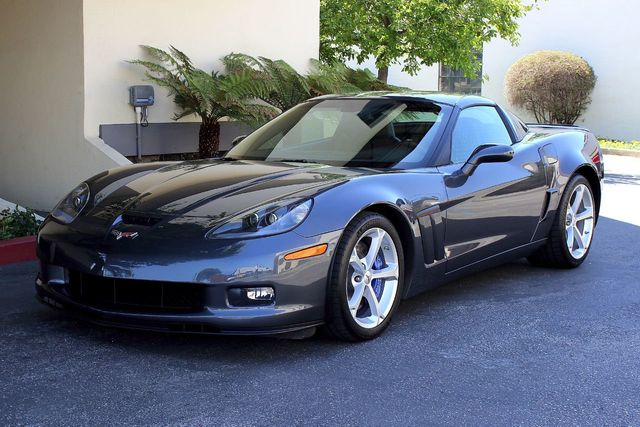 2013 Chevrolet Corvette 2dr Coupe Grand Sport w/1LT - Click to see full-size photo viewer