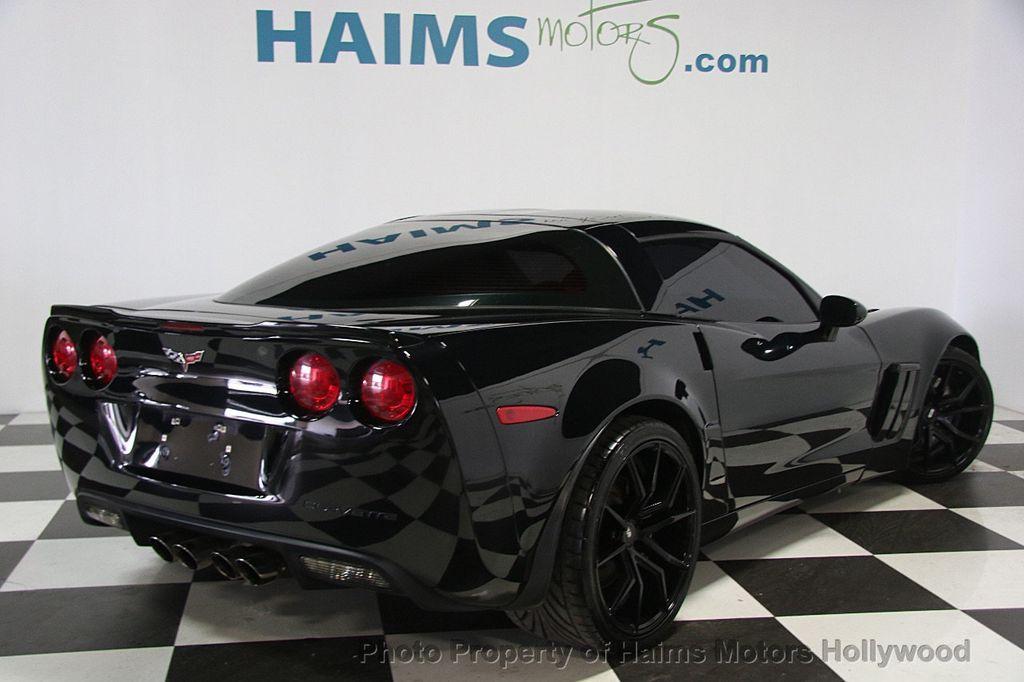 2013 used chevrolet corvette 2dr coupe grand sport w 3lt. Black Bedroom Furniture Sets. Home Design Ideas