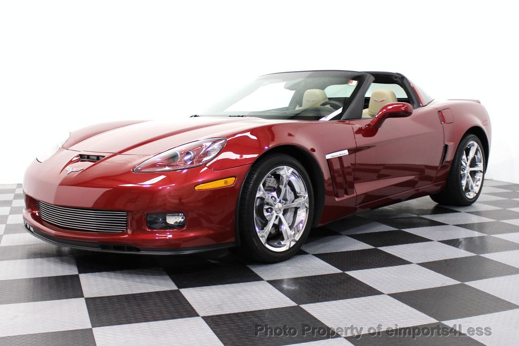 2013 used chevrolet corvette 60th anniversary corvette. Black Bedroom Furniture Sets. Home Design Ideas