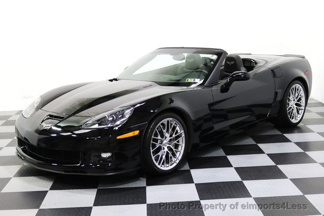 2013 Chevrolet Corvette CERTIFIED 427 1SC 60TH ANNIVERSARY COLLECTOR EDITION - 17903712 - 12