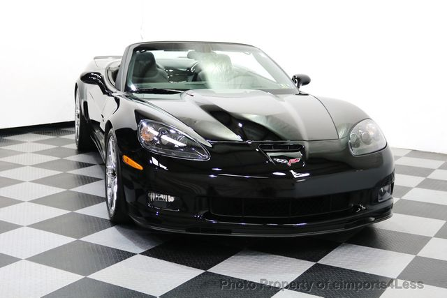 2013 Chevrolet Corvette CERTIFIED 427 1SC 60TH ANNIVERSARY COLLECTOR EDITION - 17903712 - 28