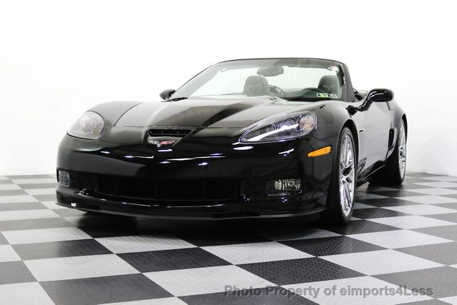 2013 Chevrolet Corvette CERTIFIED 427 1SC 60TH ANNIVERSARY COLLECTOR EDITION - 17903712 - 39