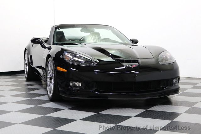 2013 Chevrolet Corvette CERTIFIED 427 1SC 60TH ANNIVERSARY COLLECTOR EDITION - 17903712 - 40