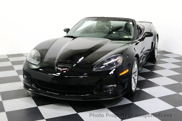 2013 Chevrolet Corvette CERTIFIED 427 1SC 60TH ANNIVERSARY COLLECTOR EDITION - 17903712 - 52