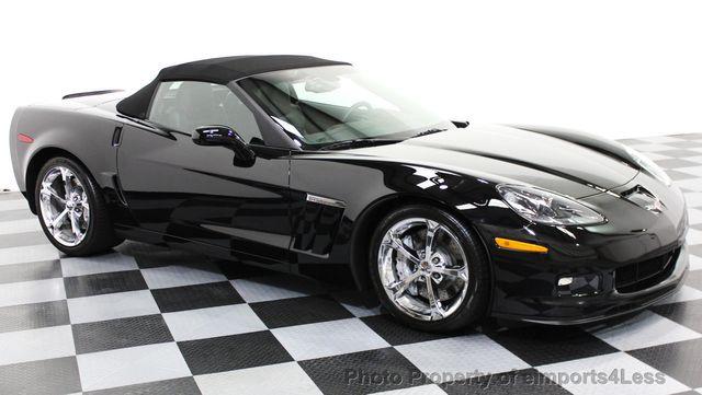 2013 used chevrolet corvette certified corvette grand sport 2lt convertible 6 speed navi at. Black Bedroom Furniture Sets. Home Design Ideas