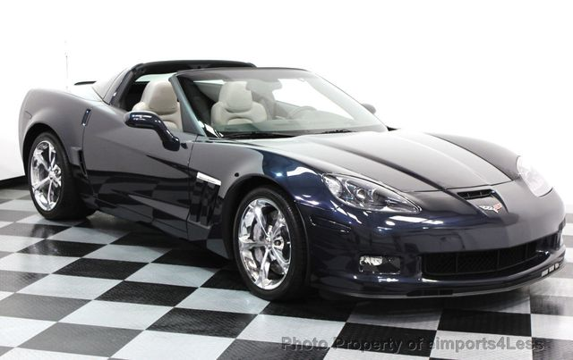 2013 used chevrolet corvette certified corvette grand. Black Bedroom Furniture Sets. Home Design Ideas