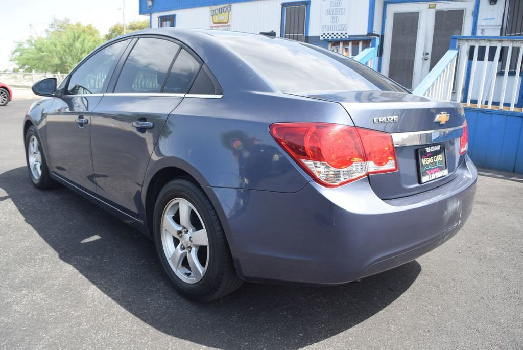 2013 Chevrolet CRUZE 4dr Sedan Automatic 1LT - 18227525 - 5