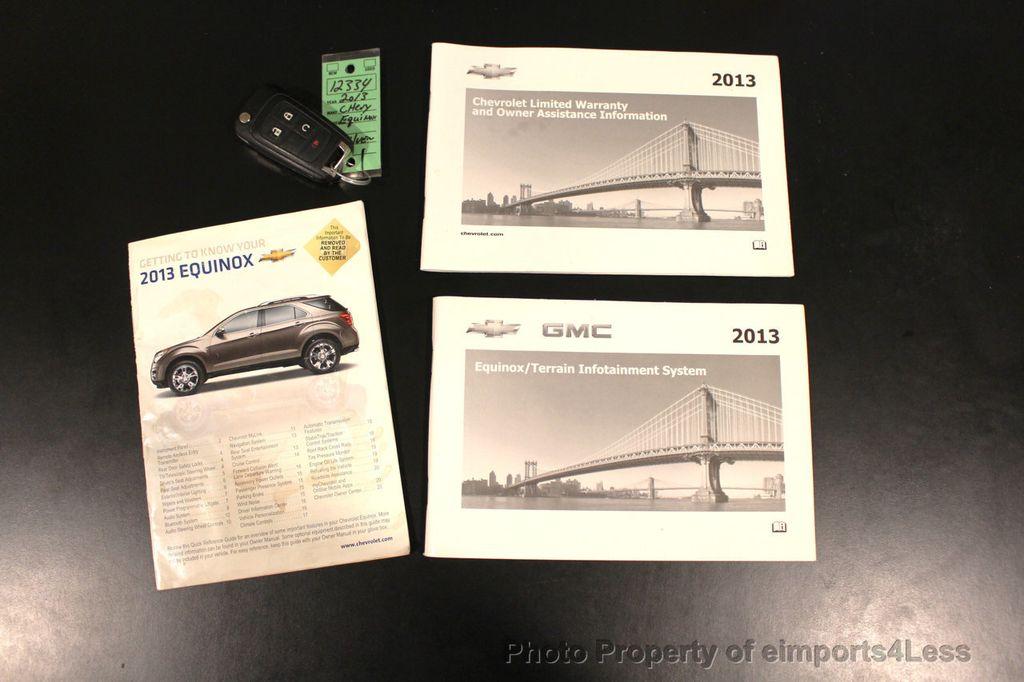 2013 Chevrolet Equinox CERTIFIED EQUINOX LT 4WD - 18147496 - 41