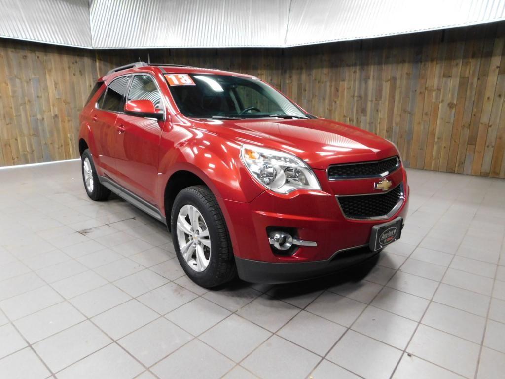 2013 Chevrolet Equinox LT - 18149188 - 1
