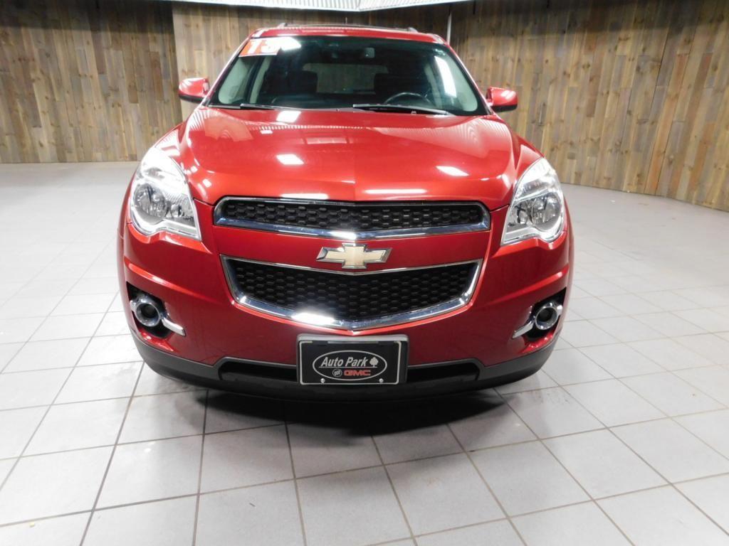 2013 Chevrolet Equinox LT - 18149188 - 2