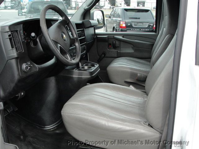 2013 Chevrolet Express Cargo Van 1500 EXPRESS CARGO...LADDER RACK AND BINS..V6..AUTOMATIC - 17323582 - 14