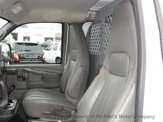 2013 Chevrolet Express Cargo Van 1500 EXPRESS CARGO...LADDER RACK AND BINS..V6..AUTOMATIC - 17323582 - 15