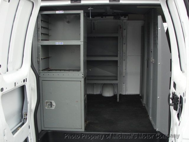 2013 Chevrolet Express Cargo Van 1500 EXPRESS CARGO...LADDER RACK AND BINS..V6..AUTOMATIC - 17323582 - 17