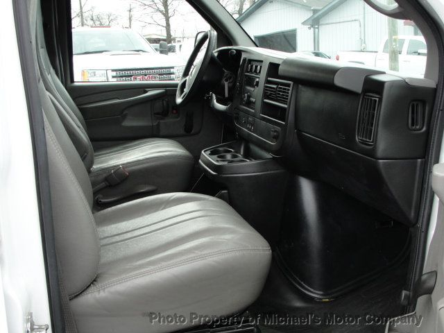 2013 Chevrolet Express Cargo Van 1500 EXPRESS CARGO...LADDER RACK AND BINS..V6..AUTOMATIC - 17323582 - 18