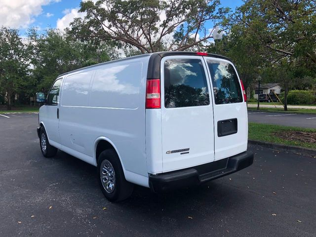 2013 used chevrolet express cargo van rwd 1500 135 at a luxury autos serving miramar fl iid. Black Bedroom Furniture Sets. Home Design Ideas