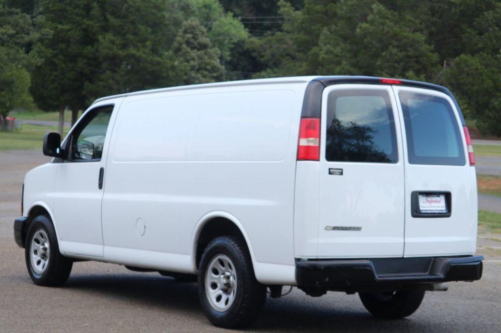 2013 Used Chevrolet Express Cargo Van Rwd 1500 135 U0026quot  At