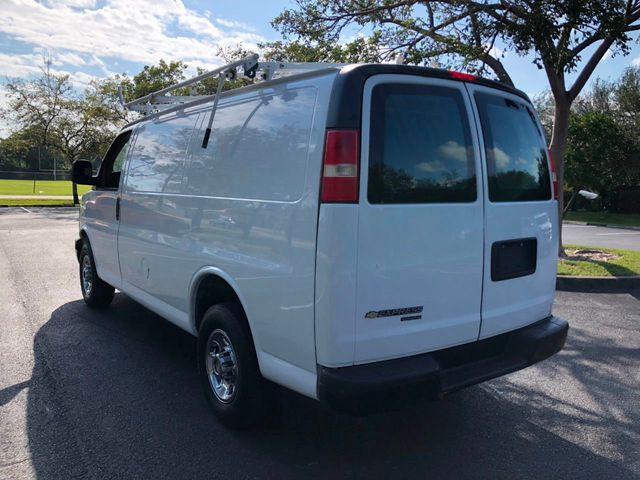 "2013 Chevrolet Express Cargo Van RWD 2500 135"" - Click to see full-size photo viewer"