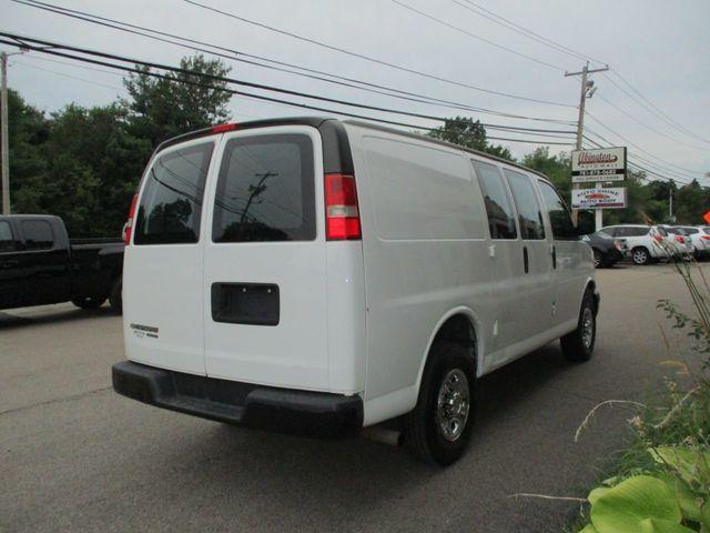2013 Chevrolet Express Cargo Van