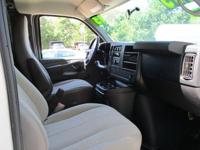 """2013 Chevrolet Express Cargo Van RWD 3500 135"""" - Click to see full-size photo viewer"""