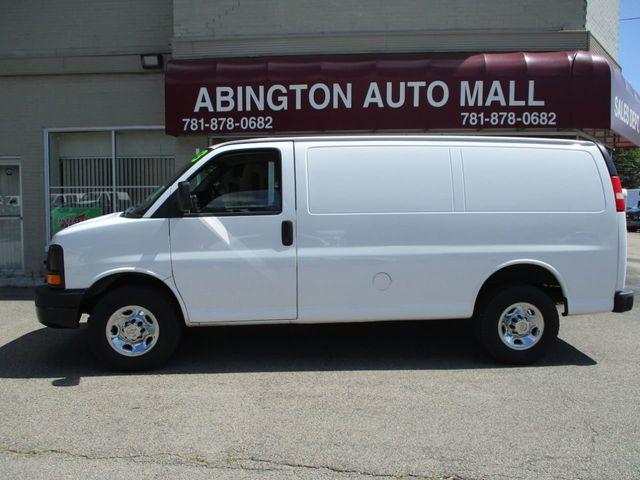 """2013 Chevrolet Express Cargo Van RWD 3500 135"""""""