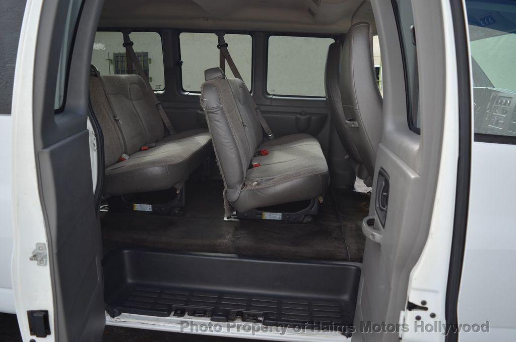 "2013 Chevrolet Express Passenger RWD 3500 155"" LT w/2LT - 18296536 - 16"