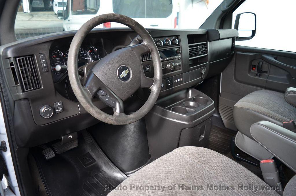 "2013 Chevrolet Express Passenger RWD 3500 155"" LT w/2LT - 18296536 - 21"