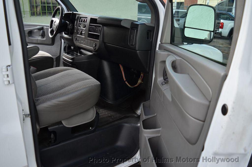 "2013 Chevrolet Express Passenger RWD 3500 155"" LT w/2LT - 18296536 - 22"