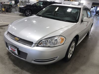 2013 Chevrolet Impala 4DR SDN LT Sedan - Click to see full-size photo viewer