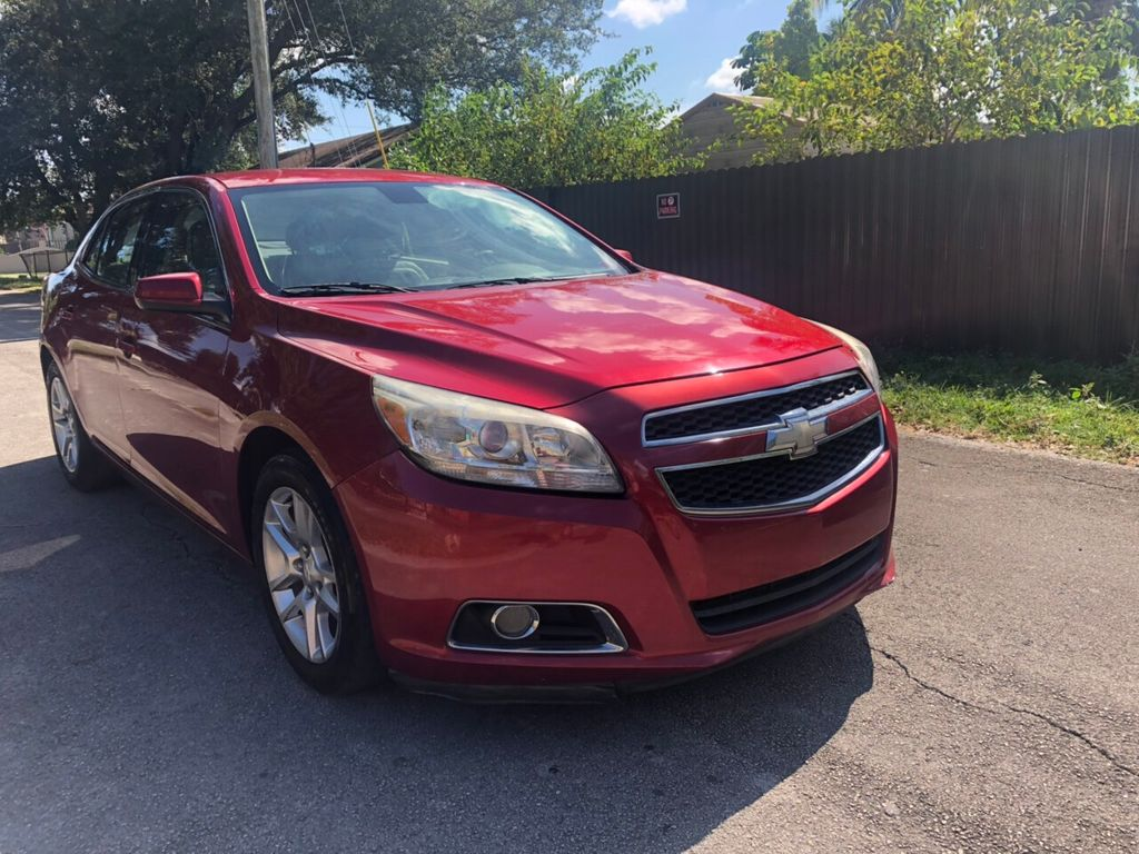 2013 Chevrolet Malibu 4dr Sedan ECO w/2SA - 19331912 - 1
