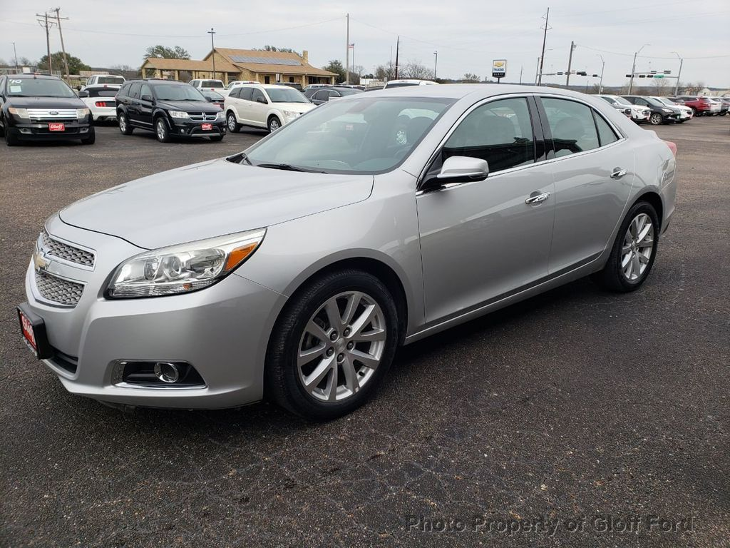 Dealer Video - 2013 Chevrolet Malibu 4dr Sedan LTZ w/1LZ - 18611391