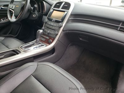 2013 Chevrolet Malibu 4dr Sedan LTZ w/1LZ - Click to see full-size photo viewer