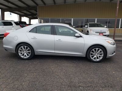 2013 Chevrolet Malibu 4dr Sedan LTZ w/1LZ - Click to see full-size photo viewer