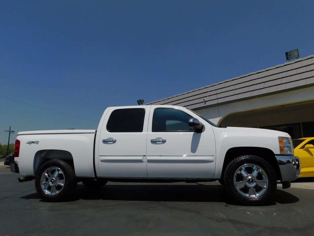 2013 Chevrolet Silverado 1500 1-Owner, Carfax Certified, 4X4  - 18016454 - 6