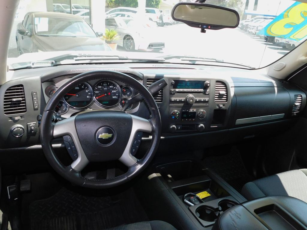 """2013 Chevrolet Silverado 1500 4WD Crew Cab 143.5"""" LT - 18016454 - 10"""