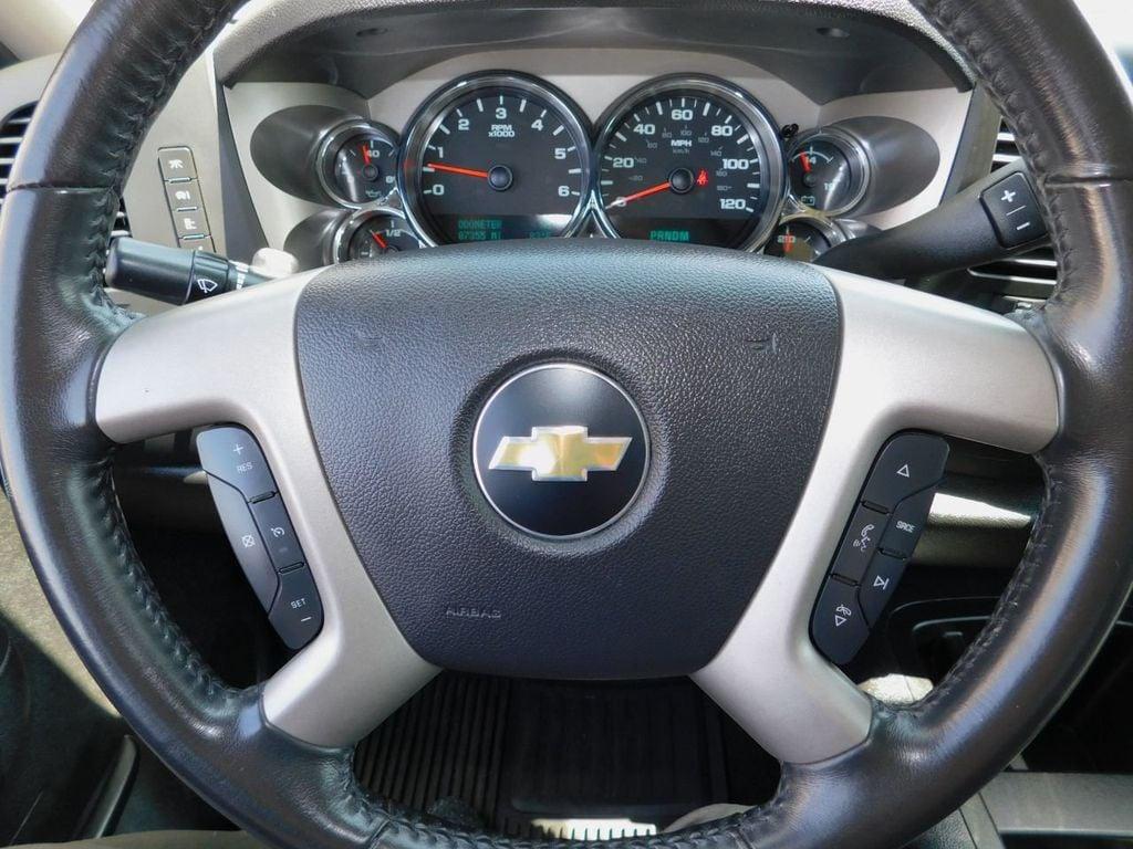 """2013 Chevrolet Silverado 1500 4WD Crew Cab 143.5"""" LT - 18016454 - 13"""
