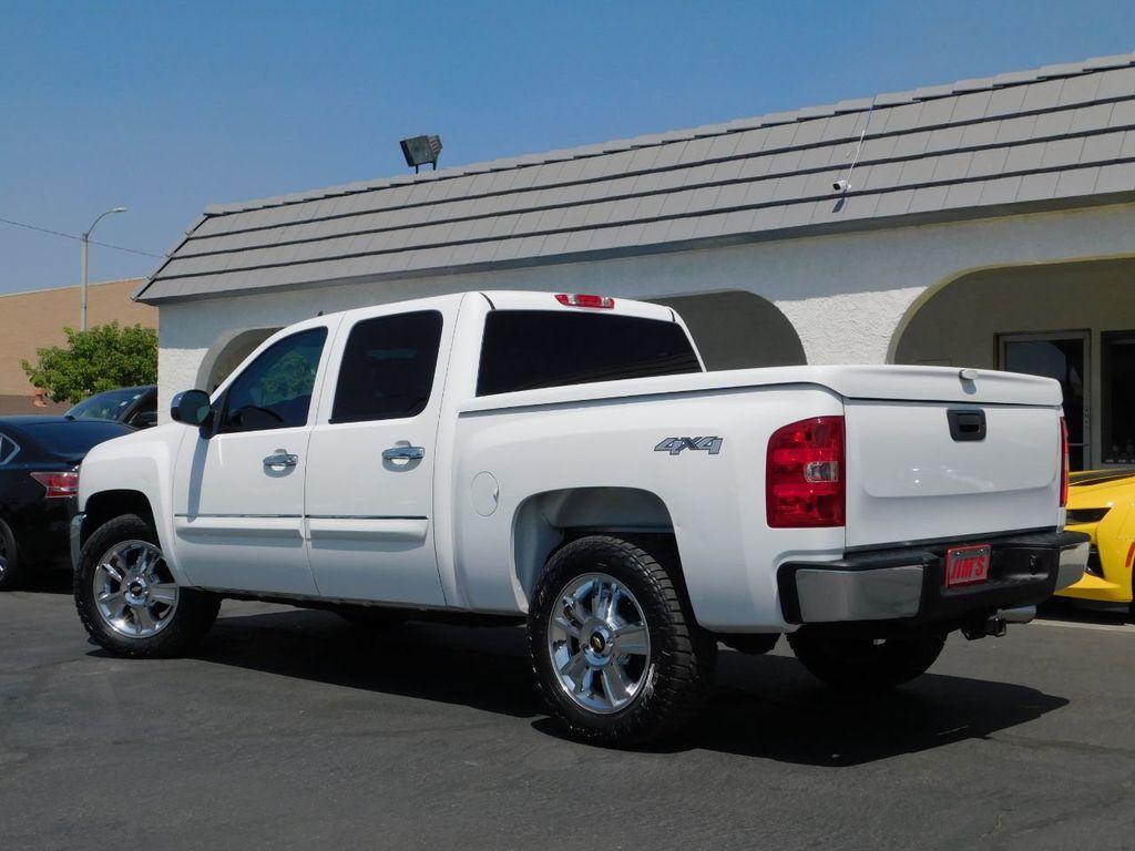 """2013 Chevrolet Silverado 1500 4WD Crew Cab 143.5"""" LT - 18016454 - 4"""