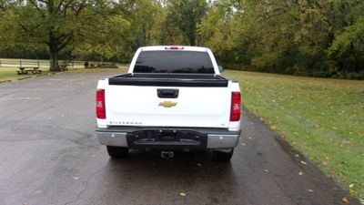 "2013 Chevrolet Silverado 1500 4WD Ext Cab 143.5"" LT - Click to see full-size photo viewer"