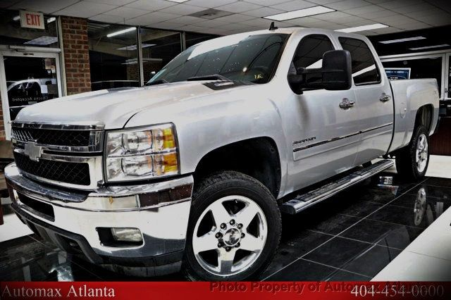 2013 Chevrolet Silverado 2500HD 2500 HD HEAVY DUTY LT - 18352206 - 0