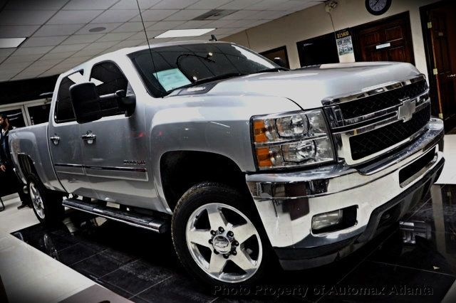 2013 Chevrolet Silverado 2500HD 2500 HD HEAVY DUTY LT - 18352206 - 1