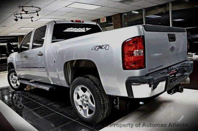 2013 Chevrolet Silverado 2500HD 2500 HD HEAVY DUTY LT - 18352206 - 2