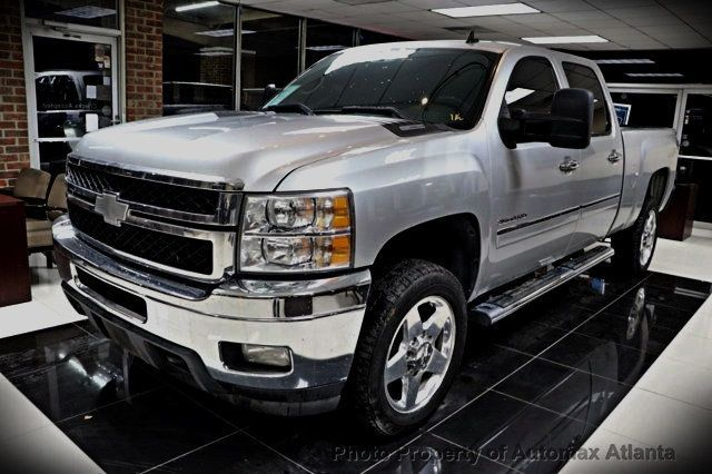 2013 Chevrolet Silverado 2500HD 2500 HD HEAVY DUTY LT - 18352206 - 3