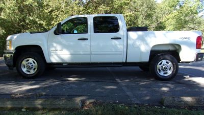 "2013 Chevrolet Silverado 2500HD 4WD Crew Cab 153.7"" LT - Click to see full-size photo viewer"