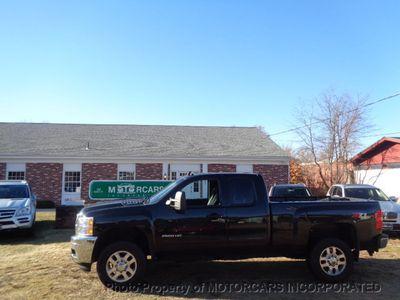 "2013 Chevrolet Silverado 2500HD 4WD Ext Cab 144.2"" LT Truck"